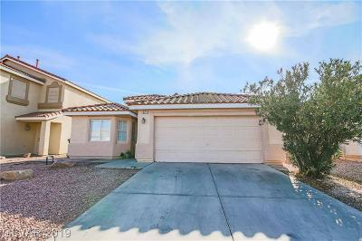Las Vegas Single Family Home For Sale: 921 Emerald Stone Avenue
