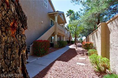 Las Vegas Condo/Townhouse For Sale: 2153 Turquoise Ridge Street #203