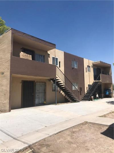 Las Vegas Multi Family Home For Sale: 1324 22nd Street