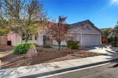 Las Vegas  Single Family Home For Sale: 6305 Chimney Wood Avenue