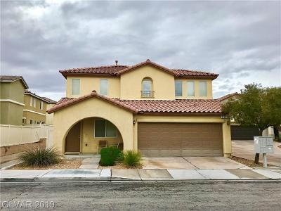 Las Vegas Single Family Home For Sale: 11913 Haven Street