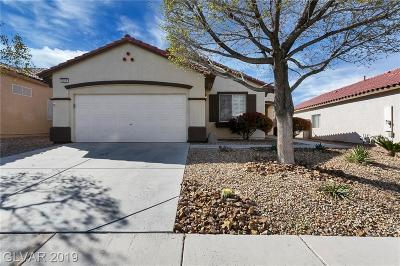 Henderson Single Family Home For Sale: 3015 Panorama Ridge Drive
