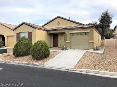 Las Vegas NV Single Family Home For Sale: $229,900