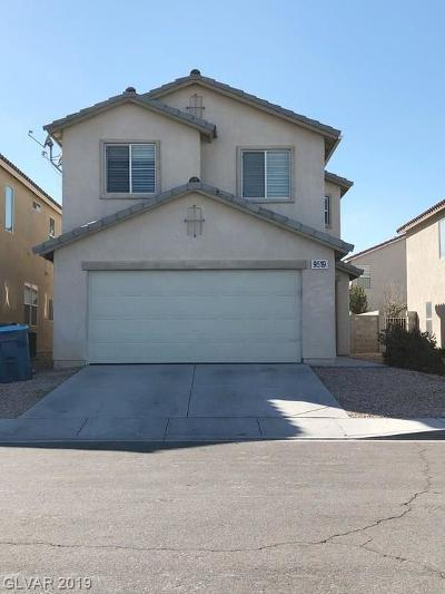 Las Vegas Single Family Home For Sale: 9519 Spruce Pine Court