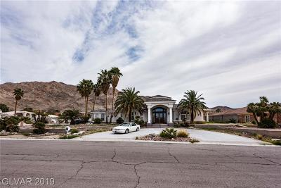 Las Vegas Single Family Home For Sale: 30 Whitewind Lane