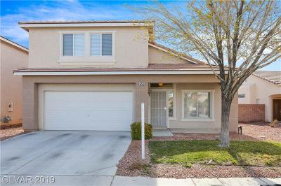 North Las Vegas Single Family Home For Sale: 6222 Highland Gardens Drive