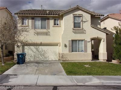 Las Vegas Single Family Home For Sale: 8314 Golden Cypress Avenue