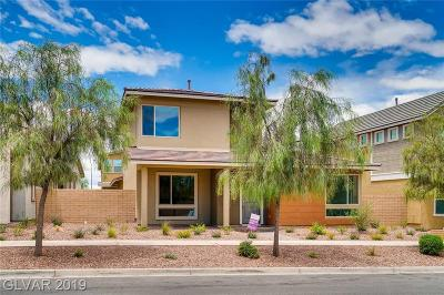 Henderson Single Family Home For Sale: 428 Cadence View Way