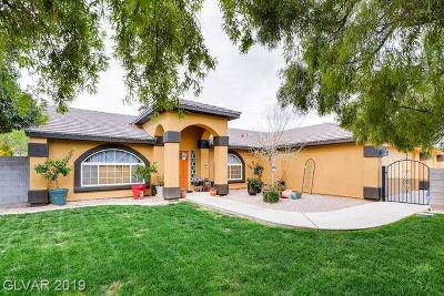 Las Vegas NV Single Family Home Under Contract - No Show: $624,900