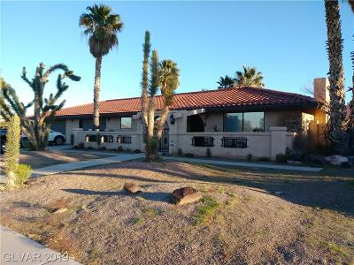 Henderson Single Family Home For Sale: 819 Mission Drive