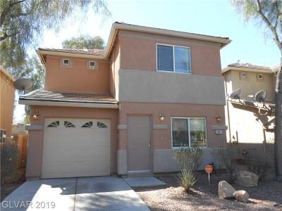 Las Vegas NV Single Family Home For Sale: $195,000