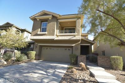 Las Vegas Single Family Home For Sale: 5326 Hollymead Drive