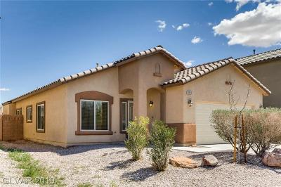 North Las Vegas Single Family Home For Sale: 6332 Sereno Springs Street