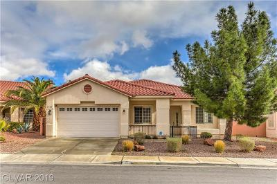 Las Vegas NV Single Family Home For Sale: $382,288