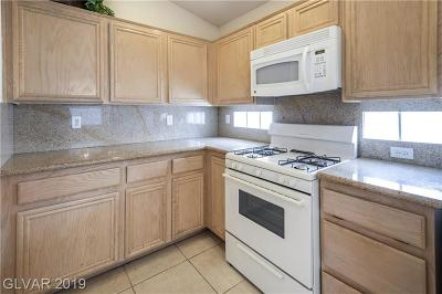 Henderson Single Family Home For Sale: 206 Odyssey Street