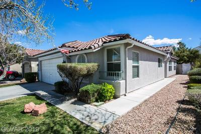 Henderson Single Family Home For Sale: 3131 Diamond Crest Lane