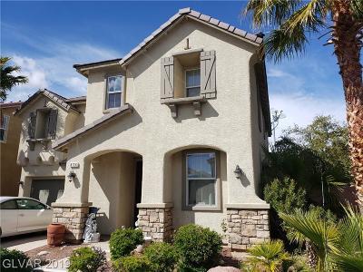 Las Vegas NV Single Family Home For Sale: $329,900