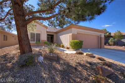 Boulder City, Henderson, Las Vegas, North Las Vegas Single Family Home For Sale: 2107 Poppywood Avenue