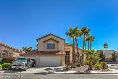 Henderson NV Single Family Home Under Contract - Show: $429,500