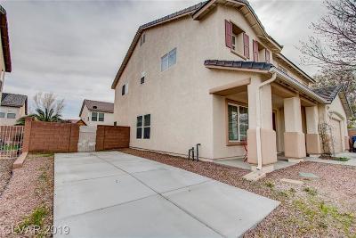 Single Family Home For Sale: 5037 Elkin Creek Avenue