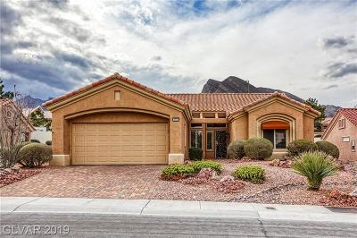 Las Vegas Single Family Home For Sale: 2525 Banora Point Drive