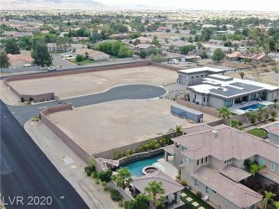 Centennial Hills Residential Lots & Land For Sale: Stephen Avenue