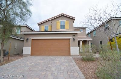 North Las Vegas Single Family Home For Sale: 5741 Clear Haven Lane