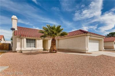 North Las Vegas Single Family Home For Sale: 1126 Puffin Court