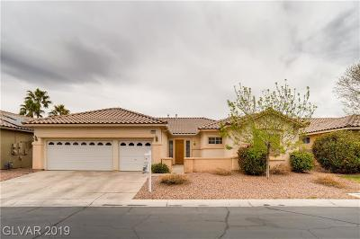 Las Vegas Single Family Home For Sale: 8992 Campanella Street