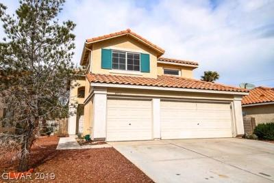 Las Vegas Single Family Home For Sale: 8953 Libertyvale Drive