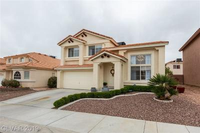 Las Vegas Single Family Home For Sale: 8757 Country View Avenue