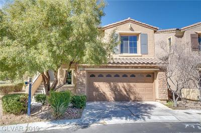 Las Vegas Single Family Home For Sale: 9435 Caribou Narrows Way