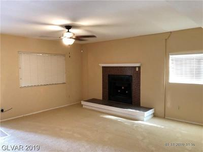North Las Vegas Single Family Home For Sale: 509 Miller Avenue