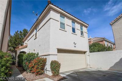 Las Vegas Single Family Home For Sale: 1421 Beaver Spring Street