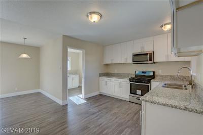 Las Vegas Single Family Home For Sale: 4289 El Cebra Way