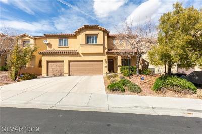 Henderson Single Family Home For Sale: 264 Mission Verde Avenue