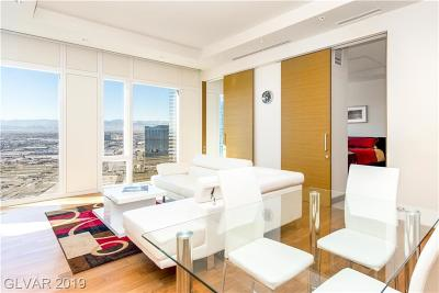 Sky Las Vegas, Veer Towers, Vdara Condo Hotel, Resort Condo At Luxury Buildin High Rise For Sale: 3750 Las Vegas Boulevard #3111