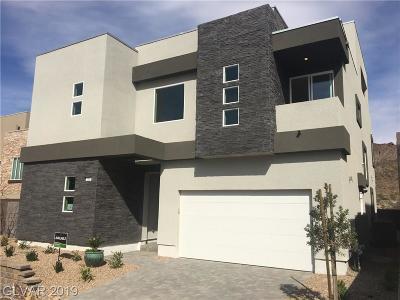 Henderson Single Family Home For Sale: 296 Crimson Edge Street #029