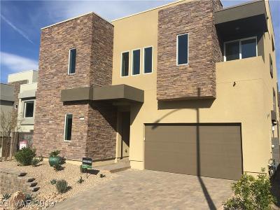 Henderson Single Family Home For Sale: 304 Crimson Edge Street #031