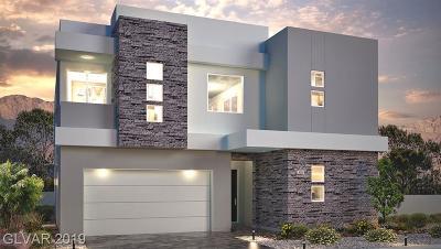 Henderson Single Family Home For Sale: 305 Crimson Edge Street #001