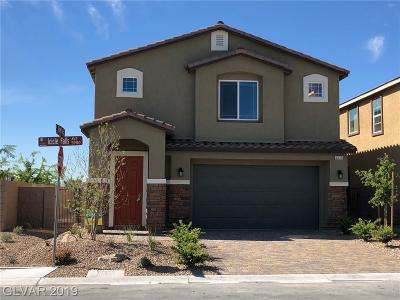 Las Vegas Single Family Home For Sale: 5933 Icicle Falls Avenue #Lot 20