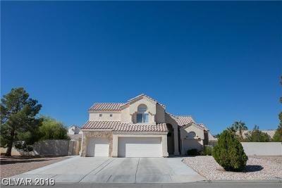 Las Vegas NV Single Family Home For Sale: $519,000