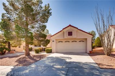 Las Vegas Single Family Home For Sale: 9505 Sundial Drive