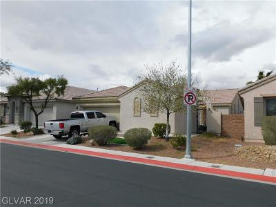North Las Vegas Single Family Home For Sale: 3904 Bowers Hollow Avenue