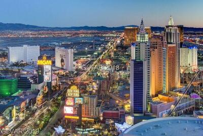 Las Vegas NV High Rise For Sale: $1,150,000