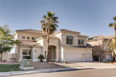 Single Family Home For Sale: 1732 Sand Storm Drive