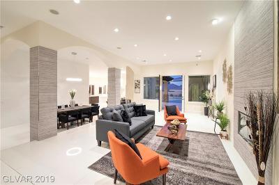 Las Vegas NV Single Family Home For Sale: $1,495,000