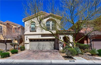 Las Vegas Single Family Home For Sale: 7540 Benlomond Avenue