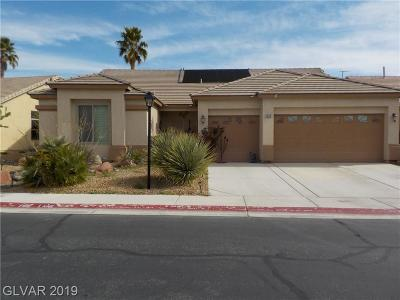 Las Vegas Single Family Home For Sale: 7542 Morning Brook Drive