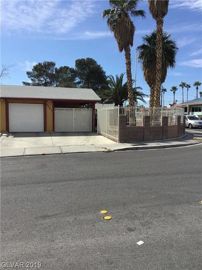 Las Vegas Condo/Townhouse For Sale: 4883 Via San Andros